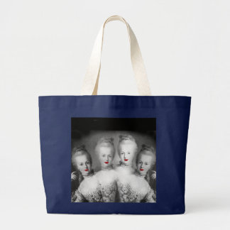 Multiplication of Maria Antonia Josephina Johanna Large Tote Bag