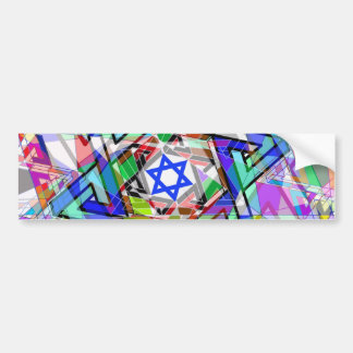Multiplicity of the Star of David Bumper Sticker