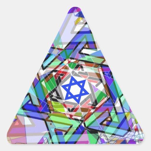 Multiplicity of the Star of David Sticker