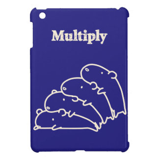 Multiply (beige) iPad mini covers