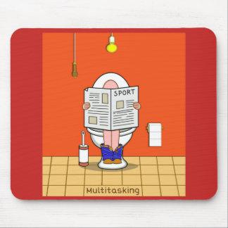 Multitasking Mouse Pad