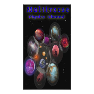 multiverse physics poster