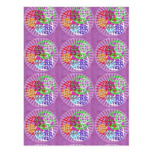 MULTIverse Universe Discovery NVN183 NavinJOSHI 99 Post Card