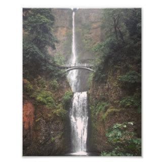 Multnomah Falls Art Photo