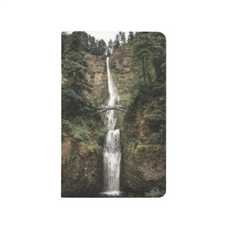 Multnomah Falls Oregon Notebook