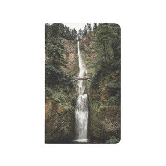 Multnomah Falls Oregon Notebook Journal