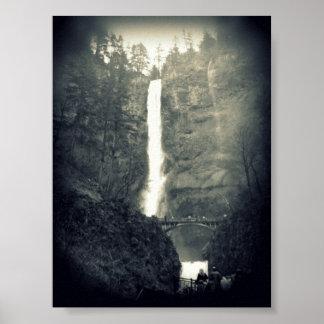 Multnomah Falls.... Poster