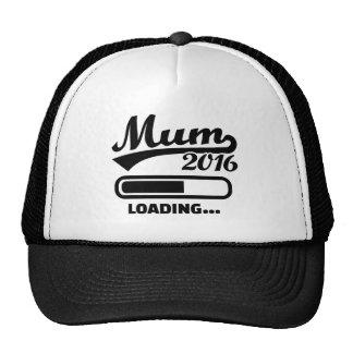 Mum 2016 trucker hat