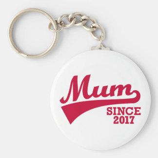 Mum 2017 keychain