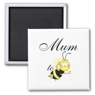 Mum 2 be fridge magnets