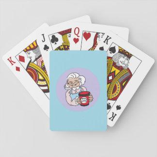 Mum Antes deck of card