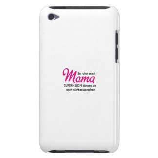Mum Case-Mate iPod Touch Case