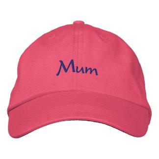 Mum Baseball Cap