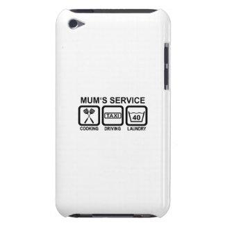 Mum iPod Case-Mate Case