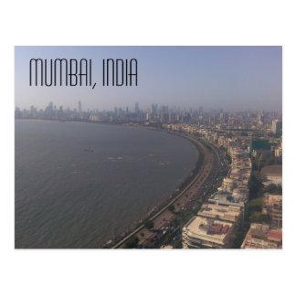 Mumbai, India Postcard