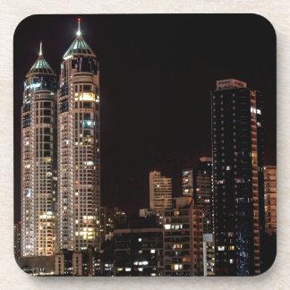Mumbai India Skyline Coaster