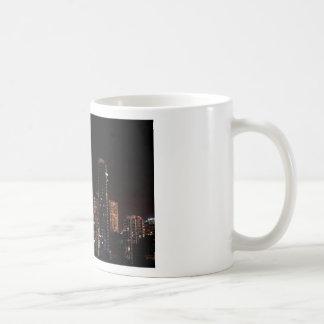 Mumbai India Skyline Coffee Mug