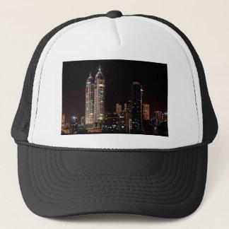 Mumbai India Skyline Trucker Hat