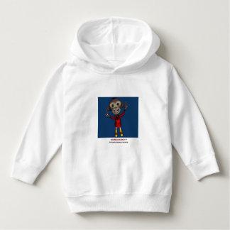 Mumbai Monkey™ Hoodie Sweatshirt