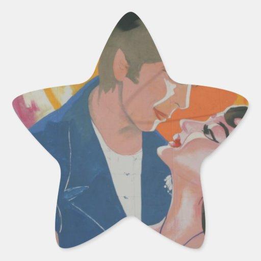 Mumbai poster painters star stickers