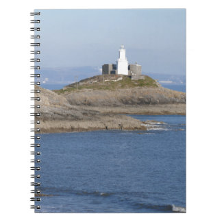 Mumbles Lighthouse, Mumbles Notebook