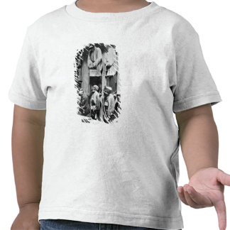 Mummies of catacomb in Palermo, Italy Shirt