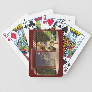 Mummific and Mrs Poker Deck