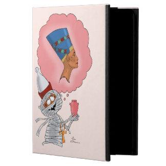Mummific in Love iPad Air Cover