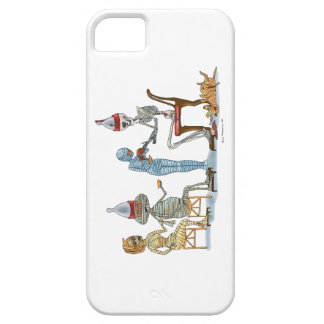 Mummific Skeleton Dinner iPhone 5 Cover