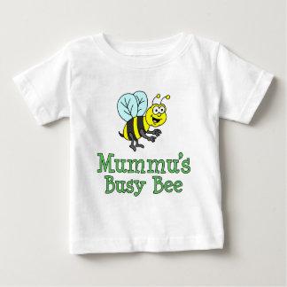 Mummu's Busy Bee Baby T-Shirt