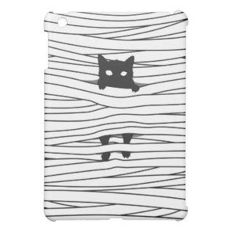 Mummy Cat iPad Case