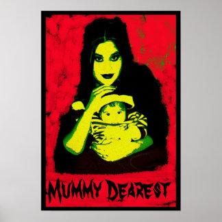 Mummy Dearest Poster