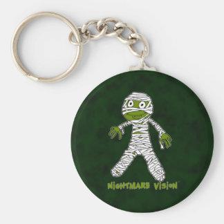 Mummy Keychain