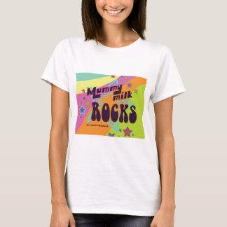 Mummy Milk Rocks T-Shirt