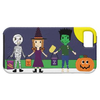 Mummy Witch Frankenstein Halloween Case iPhone 5 Covers