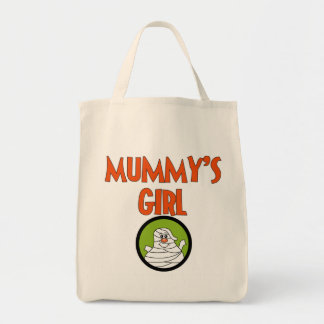 Mummy's Girl T-shirts and Gifts Tote Bag