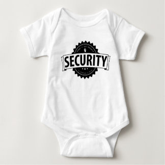 Mummy's Lil Security Baby Bodysuit