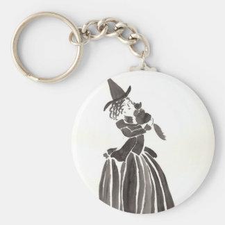 Mummy's Little Darling Keychain