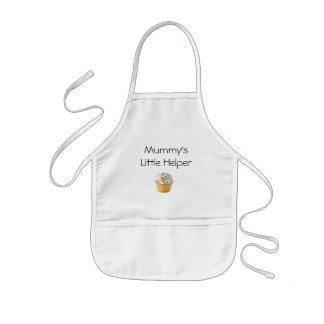 mummys little helper kids apron