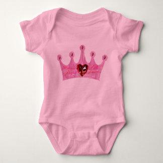 Mummy's little perfect princess Infant Creeper