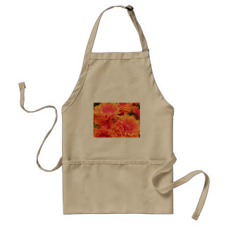 Mums in Bloom Standard Apron