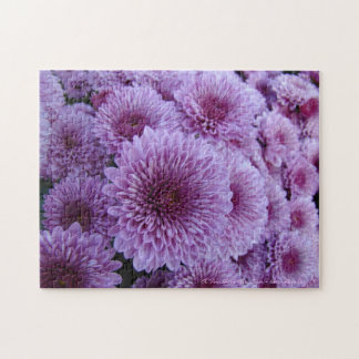 Mums the Word! Puzzle