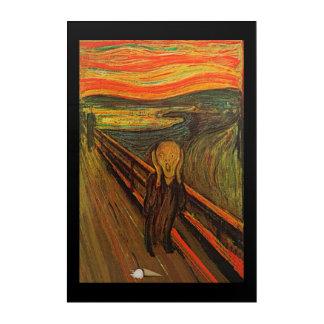 Munch - The Ice Scream Acrylic Print