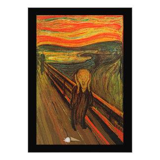 Munch - The Ice Scream Photo Print