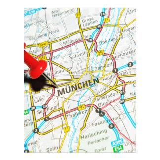 Munchen (Munich), Germany Letterhead