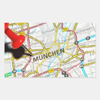 Munchen (Munich), Germany Sticker