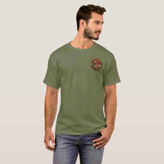 Munchener Beer Vintage Label T-Shirt