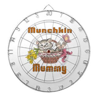 Munchkin Cat Mom Dartboard