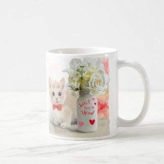 Munchkin congratulates on his birthday coffee mug