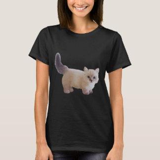Munchkin Kitten Cat T-Shirt